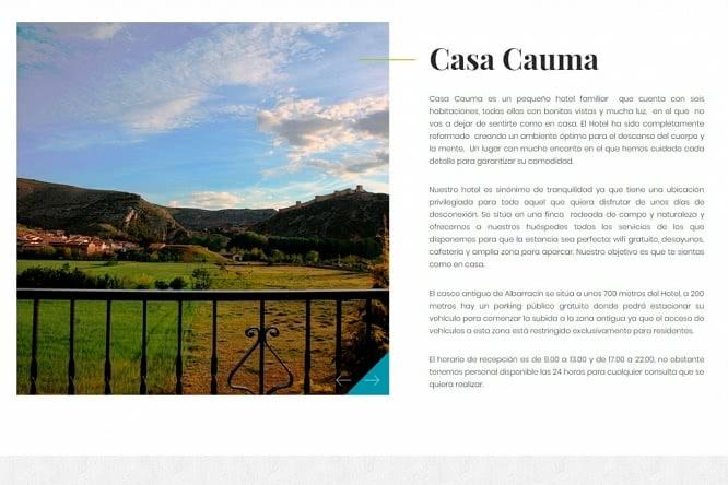 Casa Cauma