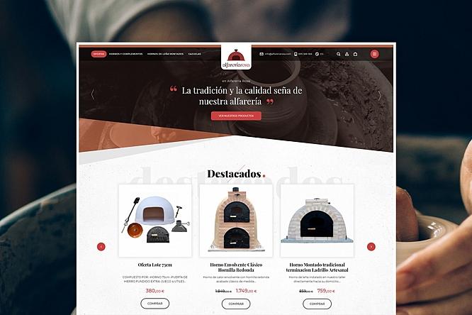 alfareriarosa.com