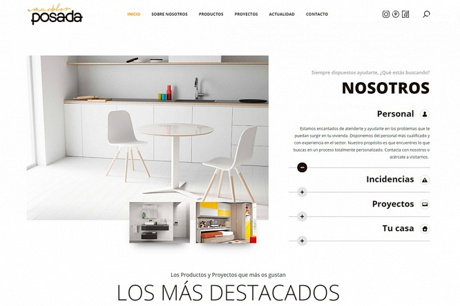 mueblesposada.com